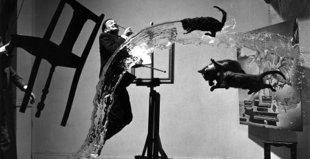 Salvador Dalí schilderij